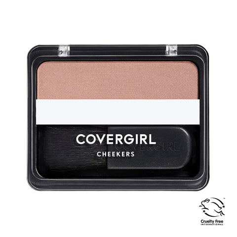 COVERGIRL Cheekers Blendable Powder Blush Soft Sable, .12 oz (packaging may vary) 1 Count