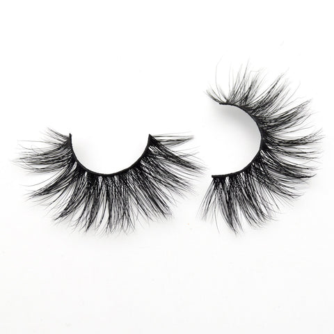 Visofree High Volume Mink Lashes Cruelty-free 3D Mink Eyelashes/False Eyelashes D22