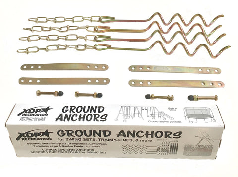 XDP Recreation Ground Anchor Kit 1-Pack