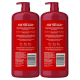 Old Spice, Shampoo and Conditioner 2 in 1, Swagger for Men, 32 fl oz, Twin Pack Swagger 32 OZ (Pack of 2)