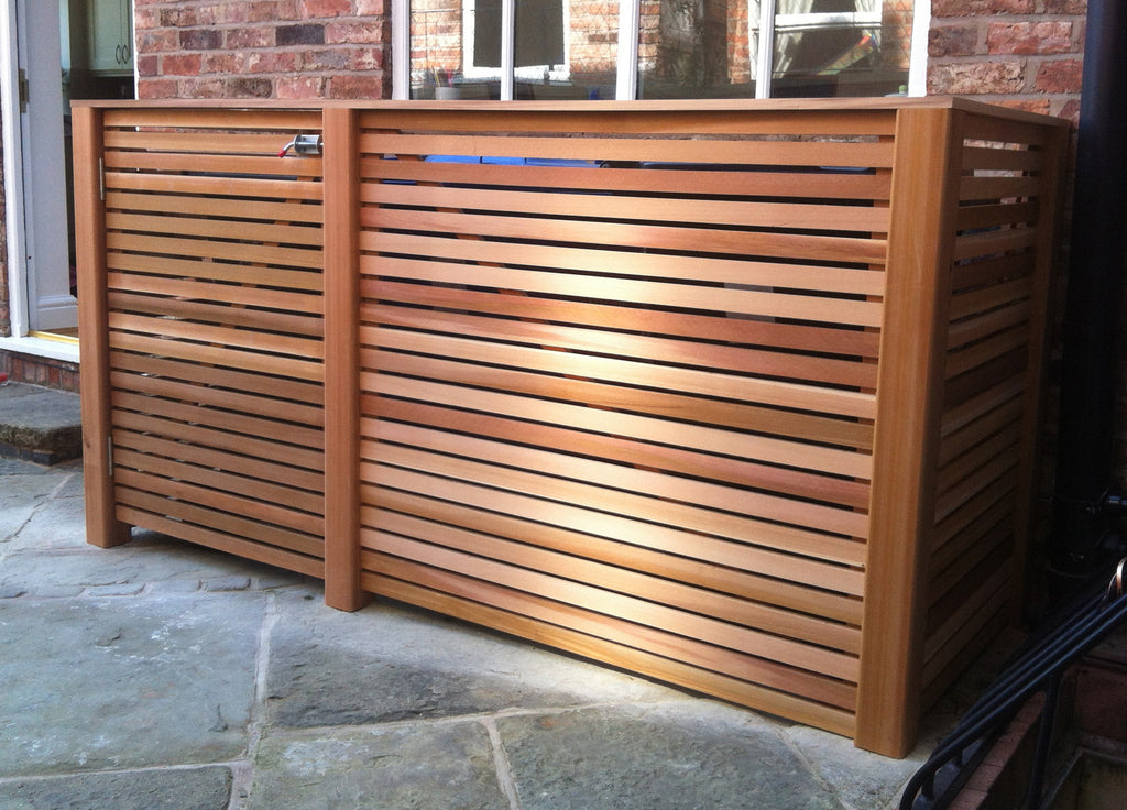 how to make a timber screen