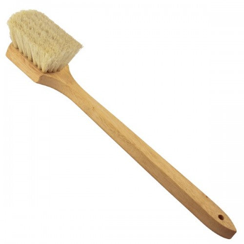 Kraft Long Arm Acid Brush - White Tampico