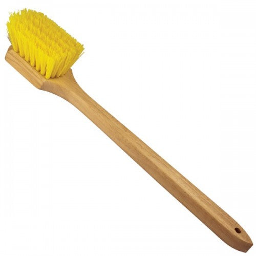 Kraft Long Arm Acid Brush - Plastic Bristle