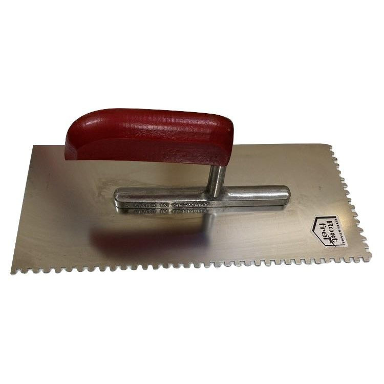 Notched Trowel 4mm