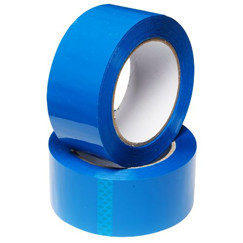 Blue Render Window Tape 50mmx50m