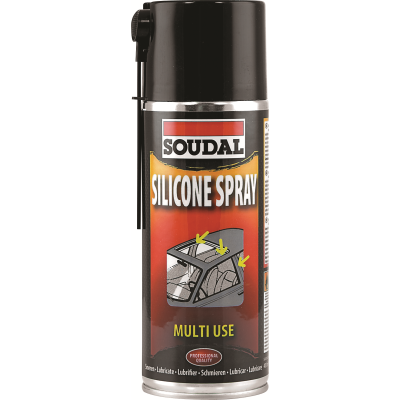 Soudal Silicone Spray 400ml