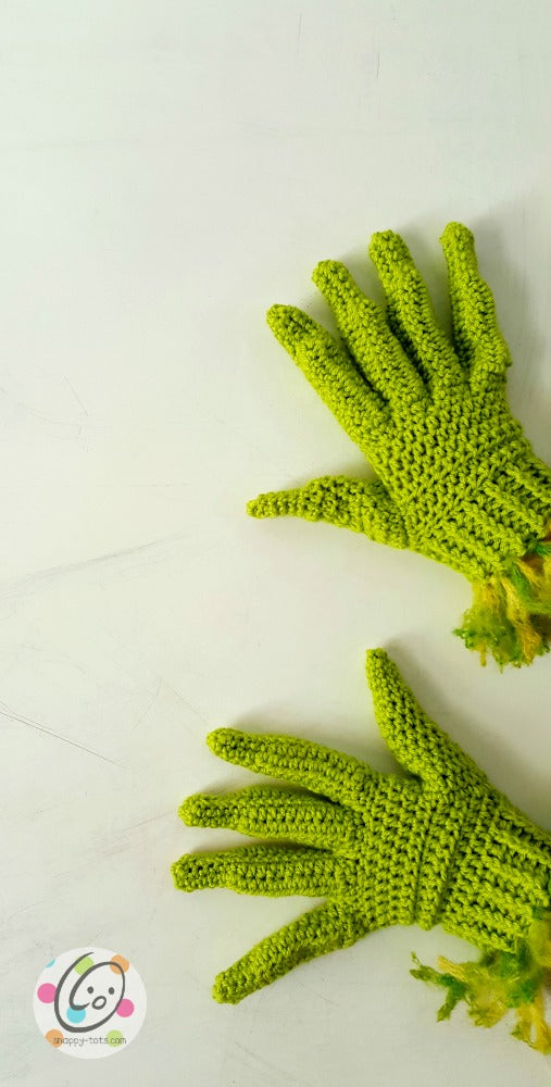 Creepy Fingers Gloves