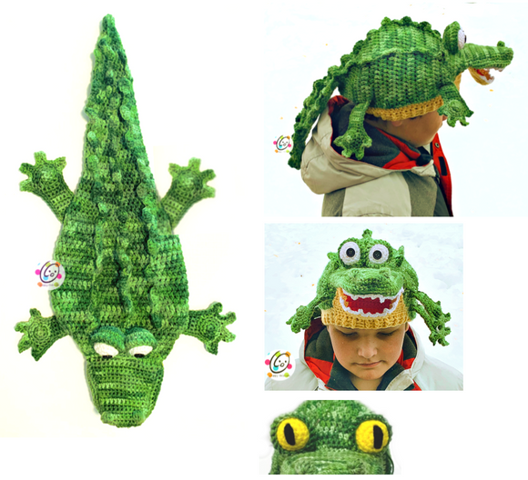 Alligator Hat