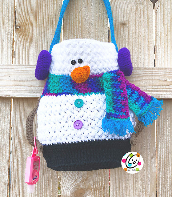 Frosty Tote