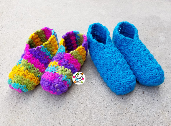 Huggy Slippers for Child to Adult