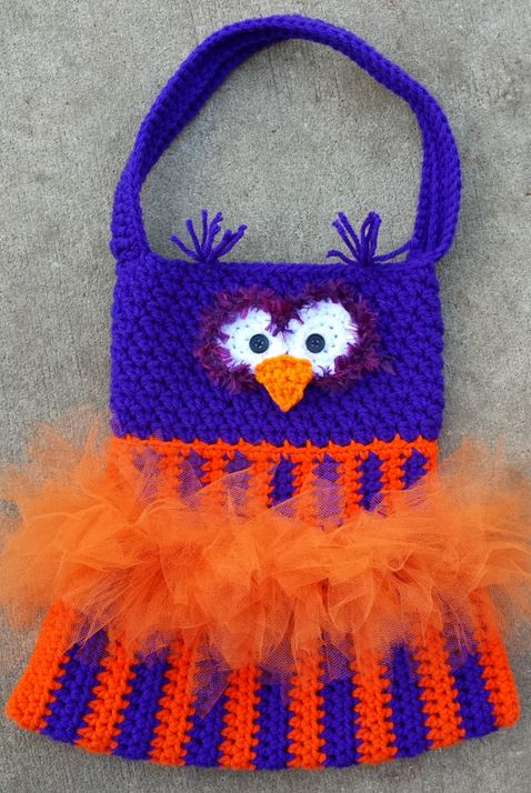 Dancing Owl Bag
