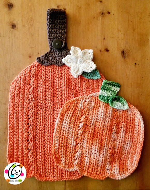 Pumpkin Cloths Set