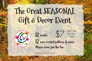 The Great Seasonal GIFT and DECOR Event