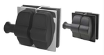 Master Range Glass Pool Fence Latch, Choice of styles and configurations.
