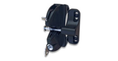 Lokk Latch® KEYED TO DIFFER