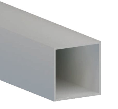 Aluminium BATTEN EXTRUSIONS - 45mm x 45mm rail