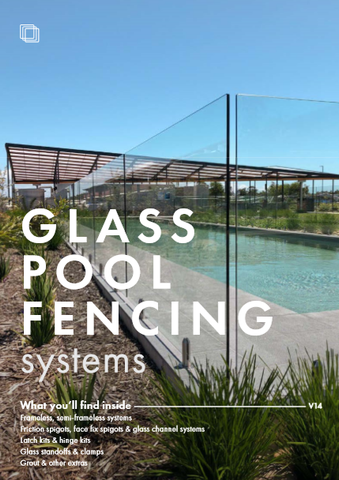 Glass Pool Fencing Brochure
