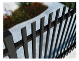 Finn angle Panel 1200MM H x 2000MM W Pool Fence Compliant