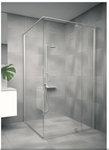 Custom made Semi Frameless shower Screen