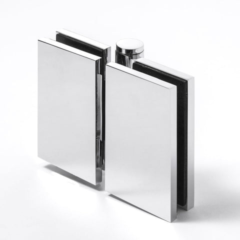 SQUARE BIFOLD HINGE 6MM GLASS
