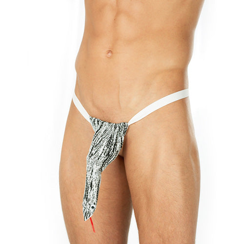 Snake Pouch Male Brief