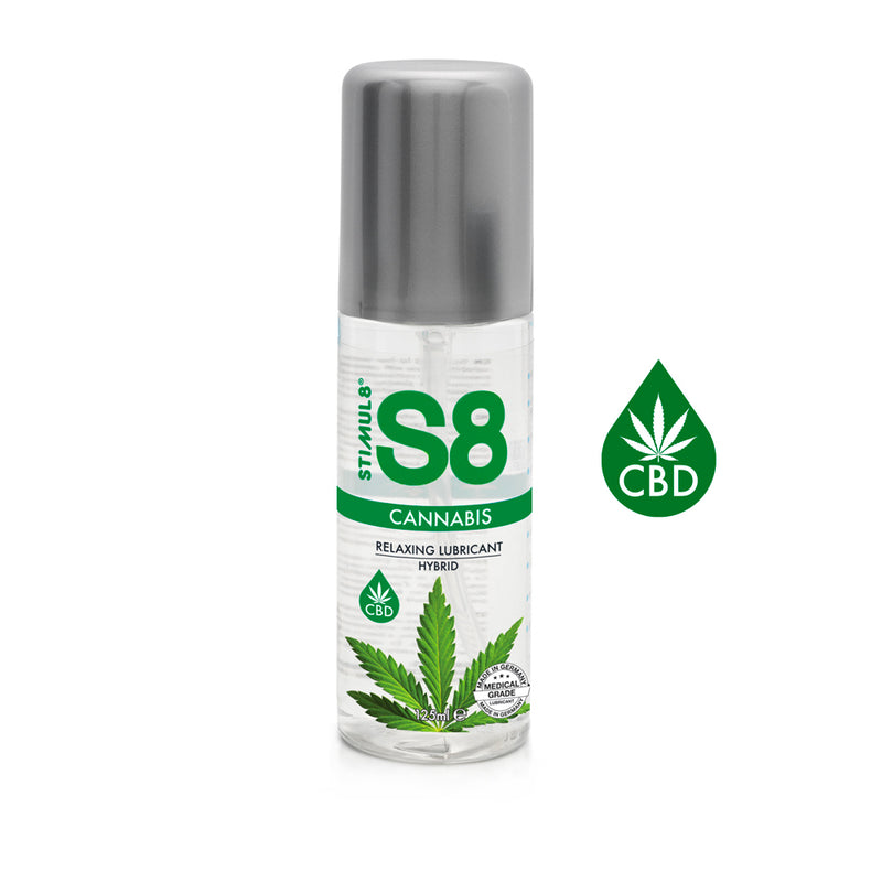 S8 Hybrid CBD Lube 125ml