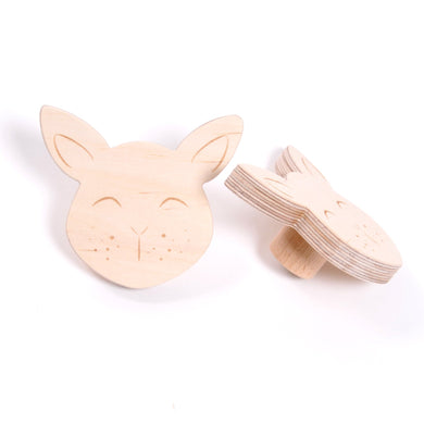 Hooks Bunny - Package with 3 pcs