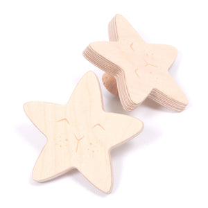 Hooks Star - Package with 3 pcs