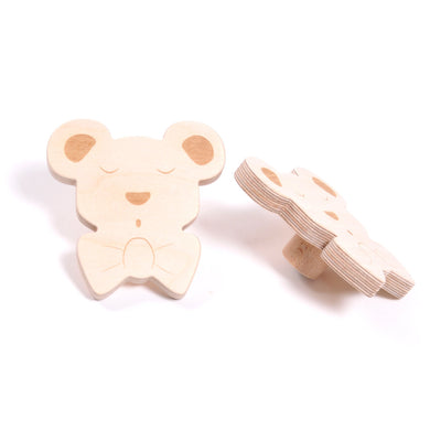 Hooks Dear Bear - Package with 3 pcs