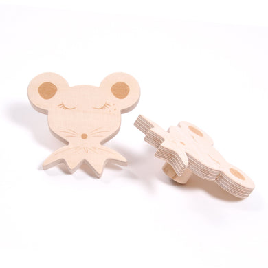 Hooks Mouse - Package with 3 pcs