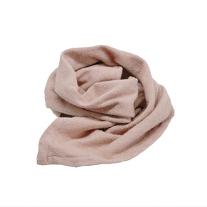 Loullou Silk Blankies Rose - Package with 3 pcs