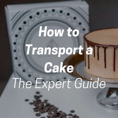 How to transport a cake - the expert guide.