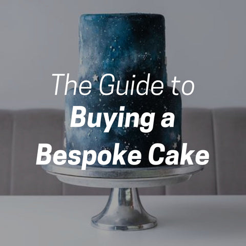 Guide to ordering your bespoke cake online.