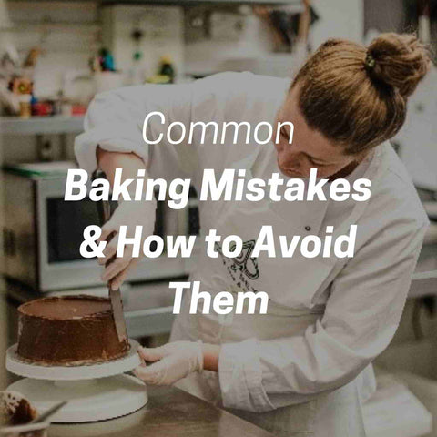 Common baking mistakes and how to avoid them - featured image.