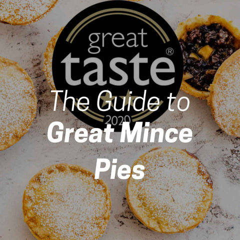 Guide to great mince pies by Jack and Beyond.