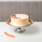 Personalised Carrot & Vanilla Cake