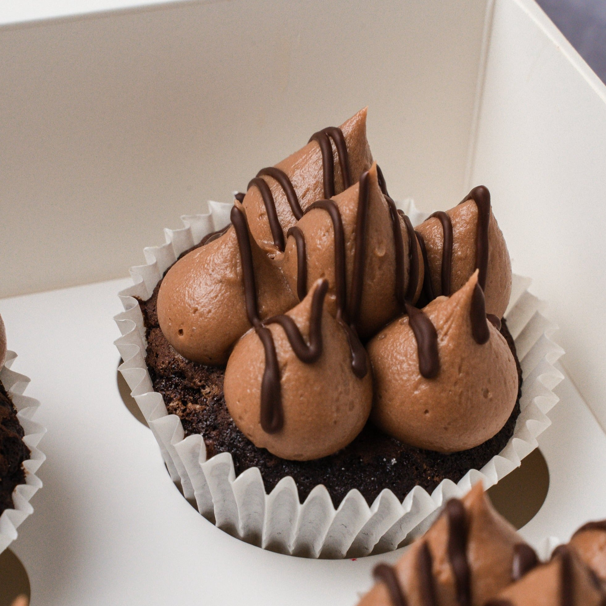 Chocolate Cupcakes (Free from Gluten)