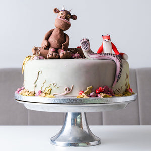Friends of the Forest Cake