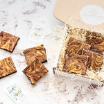 Peanut Butter Brownie Box of 8 (Wheat Free)