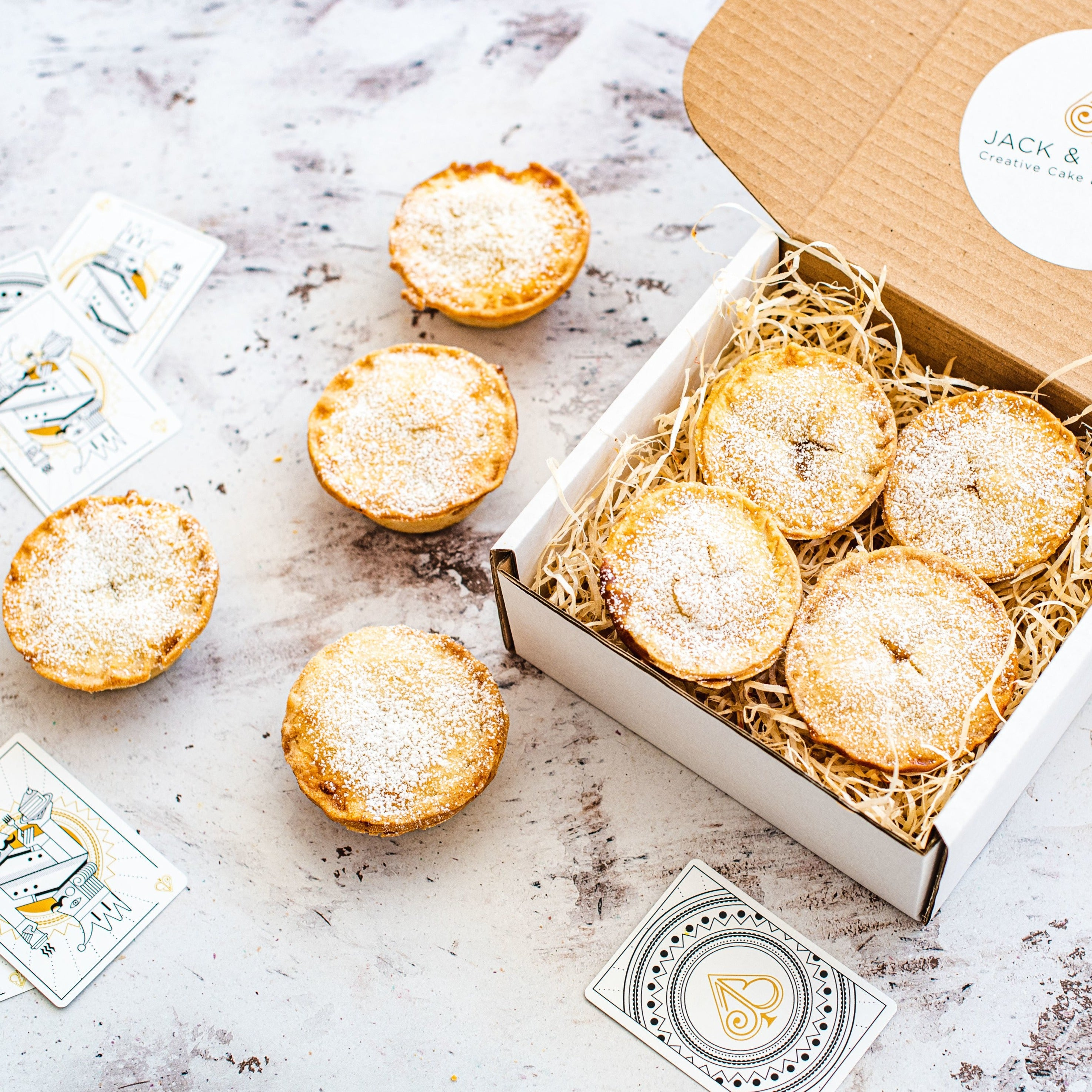Mince Pies Box of 8