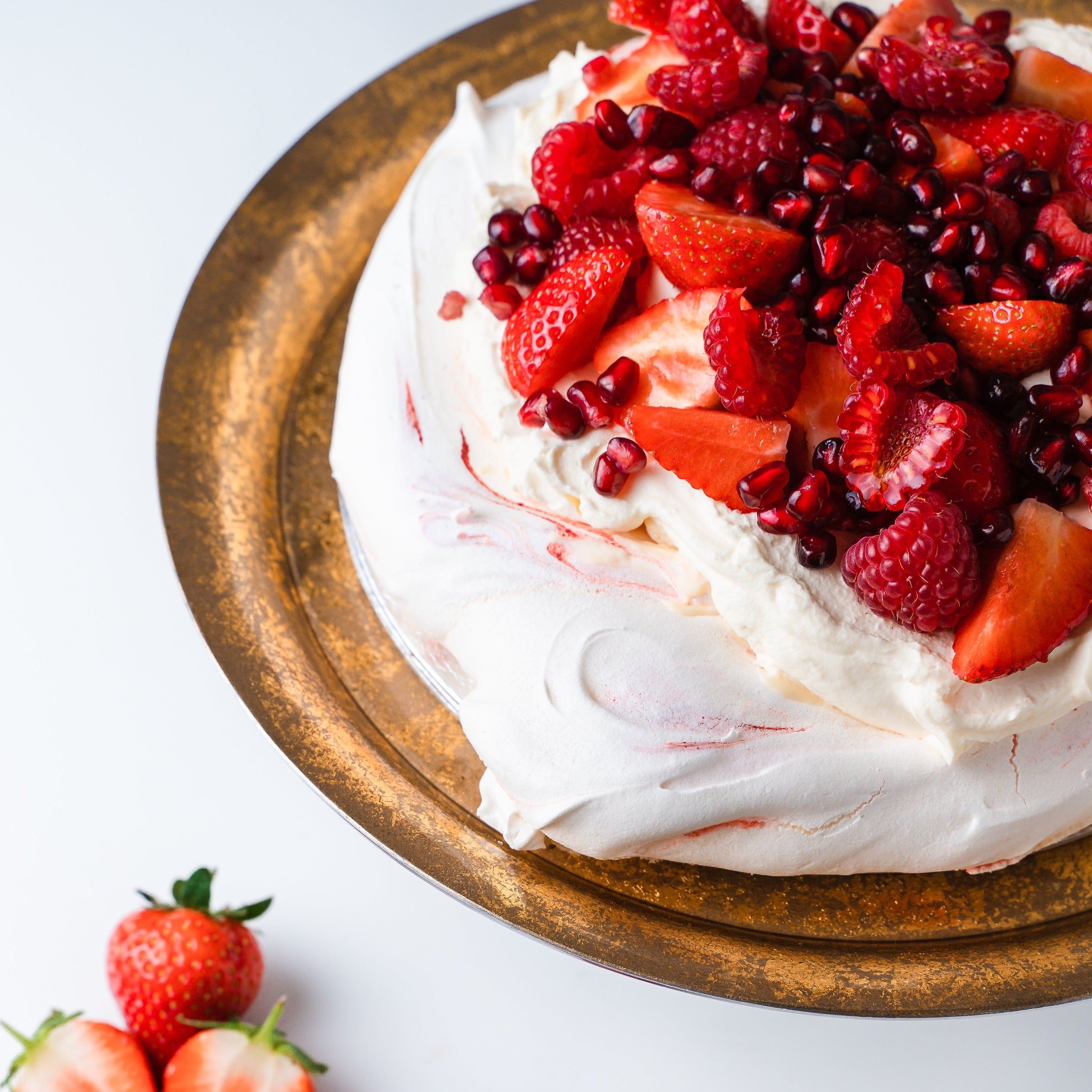 Personalised Berry Pavlova