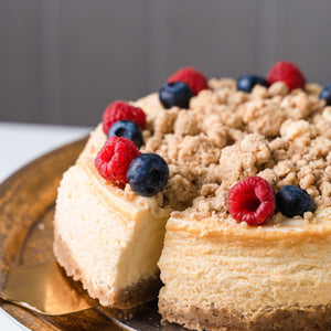 Personalised Cheesecake Crumble