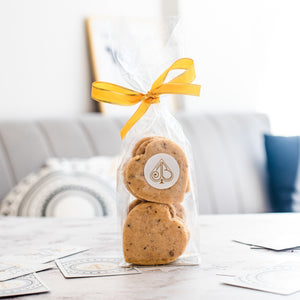 Vegan Maple & Walnut Shortbread Gift Bag
