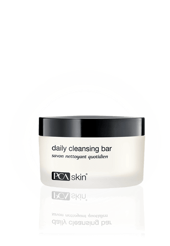 Daily cleansing bar 3oz/85g.
