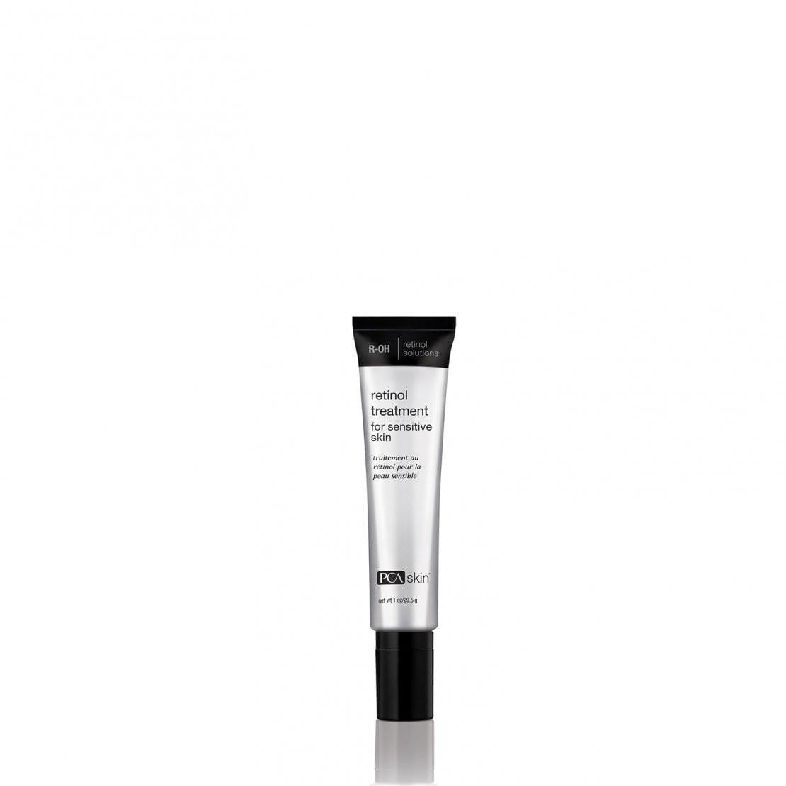 INTENSIVE RETINOL TREATMENT FOR SENSITIVE SKIN.