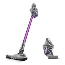 Load image into Gallery viewer, Cordless Vacuum, PUWEIKE Stick Vacuum Cleaner, 20Kpa, 180W Powerful Suction 4 in 1 Wireless Handheld Vacuum Cleaner, Hardwood Floors, Carpets and Pet Hair with Rechargeable Battery, P80 pro