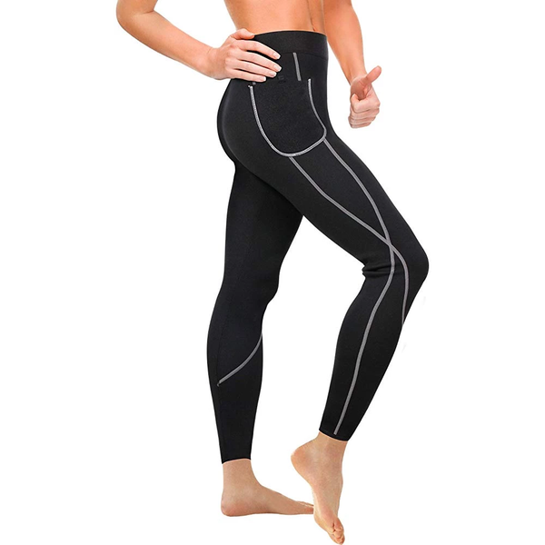 LANCS Hot Sauna Fat Burning Leggings