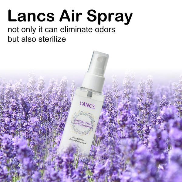 LACNS Air Freshener Antibacterial Perfume Spray 45ML*2