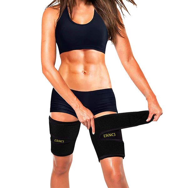 Adjustable Thigh Trimmer Belt for Weight Loss