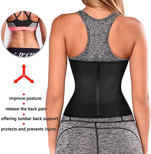 Weight Loss Waist Trainer Belly Slimming Cincher Girdle